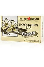 Vanilla Exfoliating Bar with Loofah Exfoliants